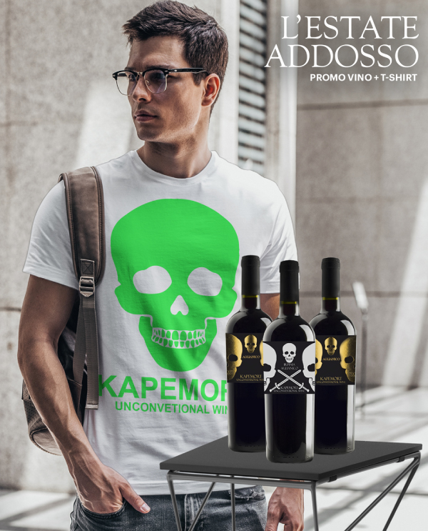 Promo Red Summer | Kapemort Unconventional Wine