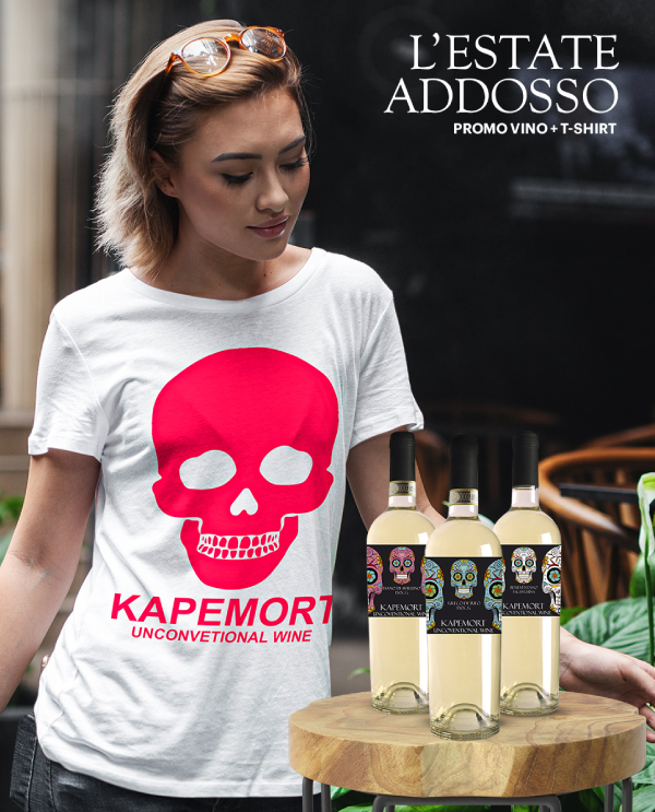 Promo White Summer | Kapemort Unconventional Wine