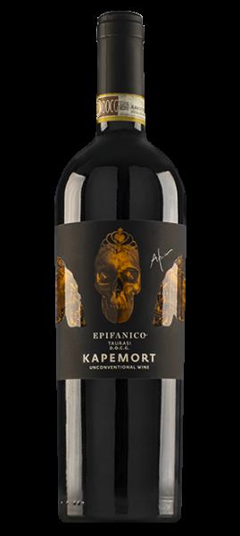 Vino EPIFANICO Taurasi DOCG   Kapemort Unconventional Wine