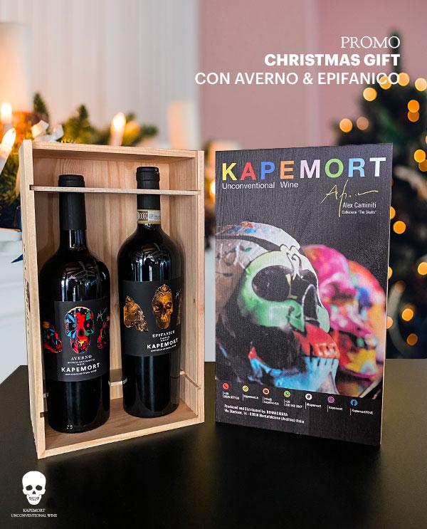 "Promo ""Christmas Gift"" | Kapemort Unconventional Wine"