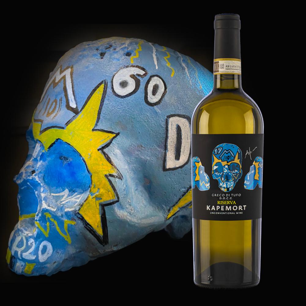 A diEGO Greco di Tufo DOCG | Kapemort Unconventional Wine