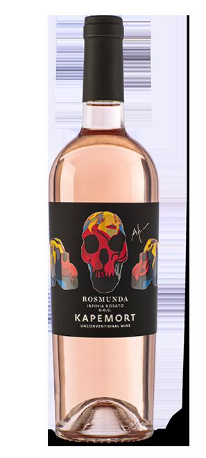 ROSMUNDA Irpinia Rosato DOC | Kapemort Unconventional Wine