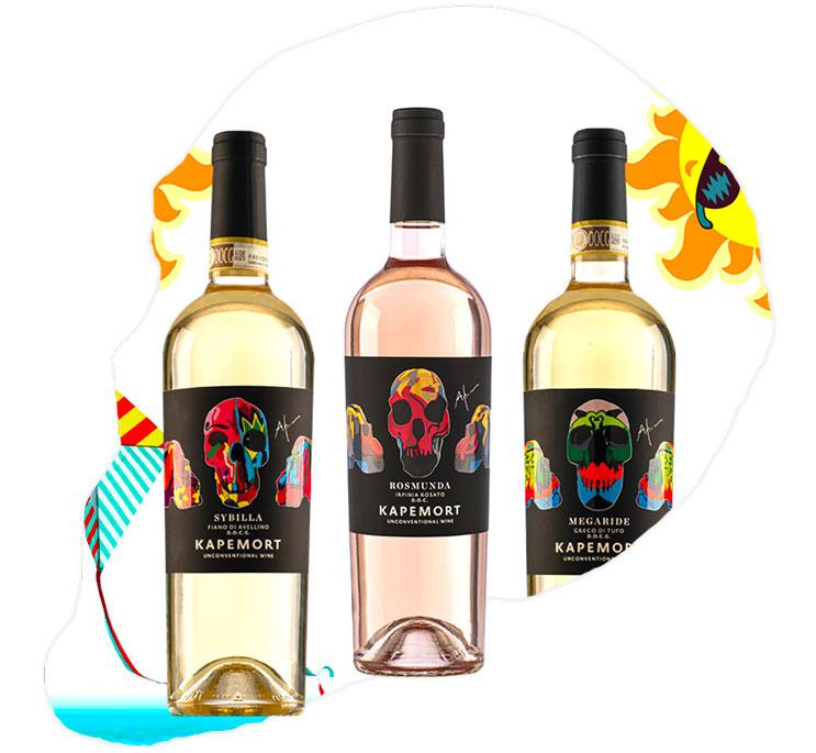 Offerta Summer Box | Kapemort, Unconventional wine